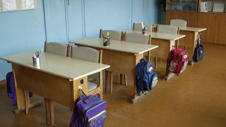 Школу под Воронежем эвакуировали из-за угрозы взрыва