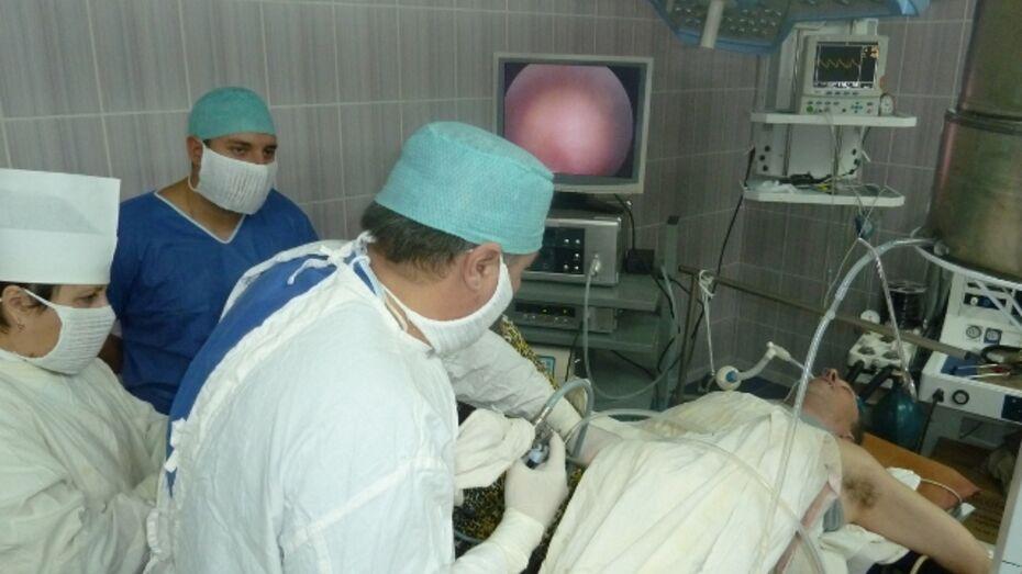 Павловский хирург провел две уникальные операции