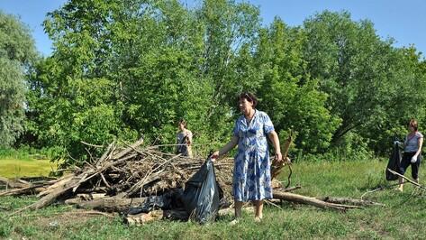 Бутурлиновцы приняли участие во Всероссийской экологической акции