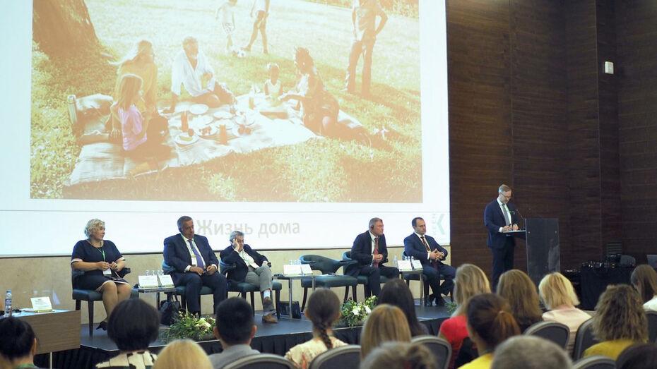 В Воронеже стартовала 3-я международная конференция о зеленой инфраструктуре городов