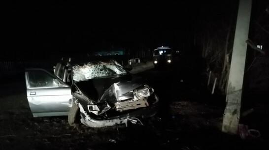 Водитель, сбивший пьяным семью из 5 человек, пойдет под суд в Воронежской области