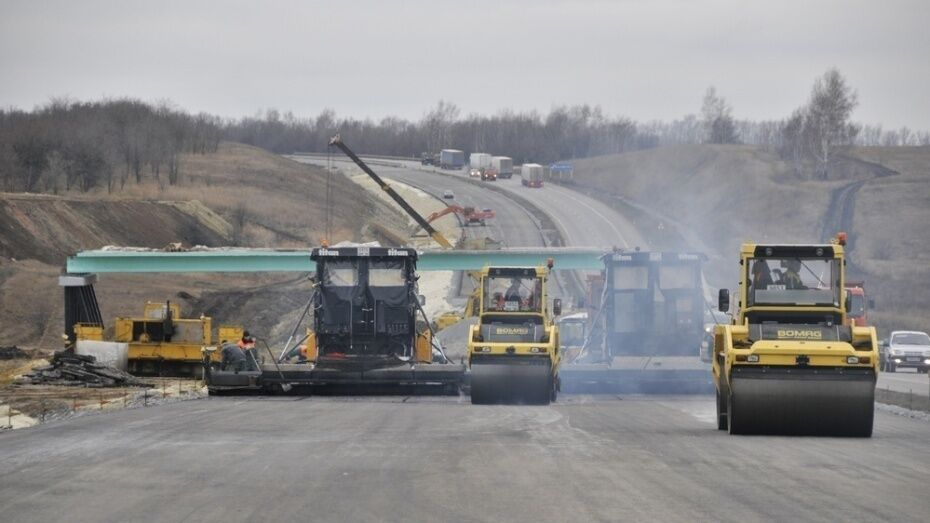 Конкурс на строительство дороги в обход Лосево в Воронежской области пройдут 2 компании