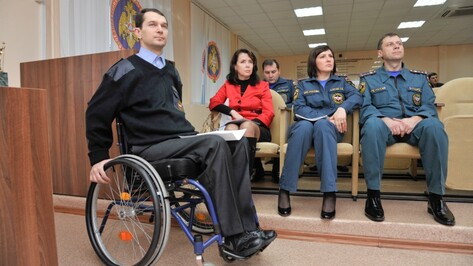 Воронежский колясочник начал разработку «миелофона» для инвалидов