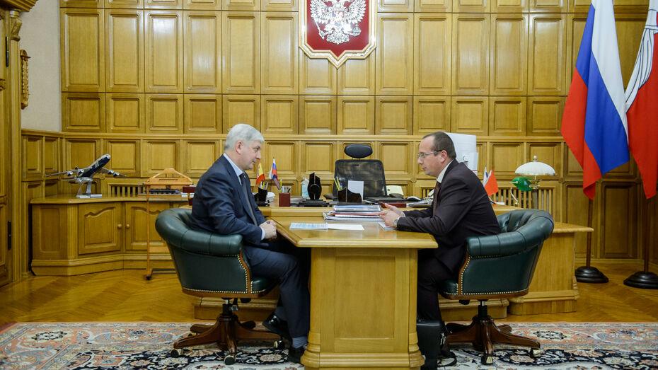 Глава администрации Грибановского района Воронежской области досрочно покинет пост