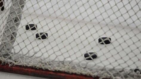 Хоккейная «Россошь» победила «Зеленоград»