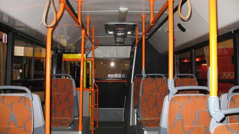 Мэрия Воронежа: Новые автобусы будут низкопольными, но без кондиционеров