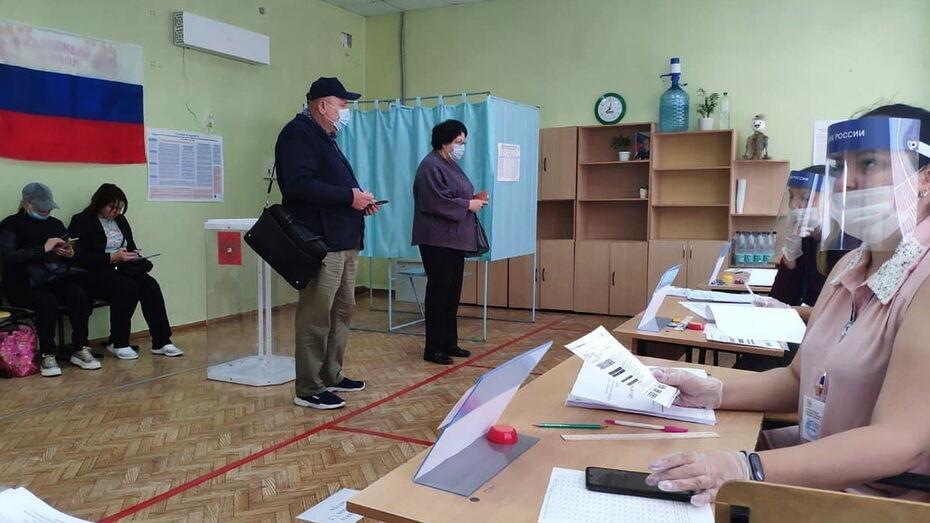 В Воронежской области избирательница вписала паспортные данные не в ту графу