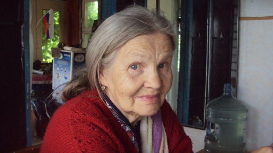 Пропавшая в Воронеже 71-летняя женщина нашлась живой