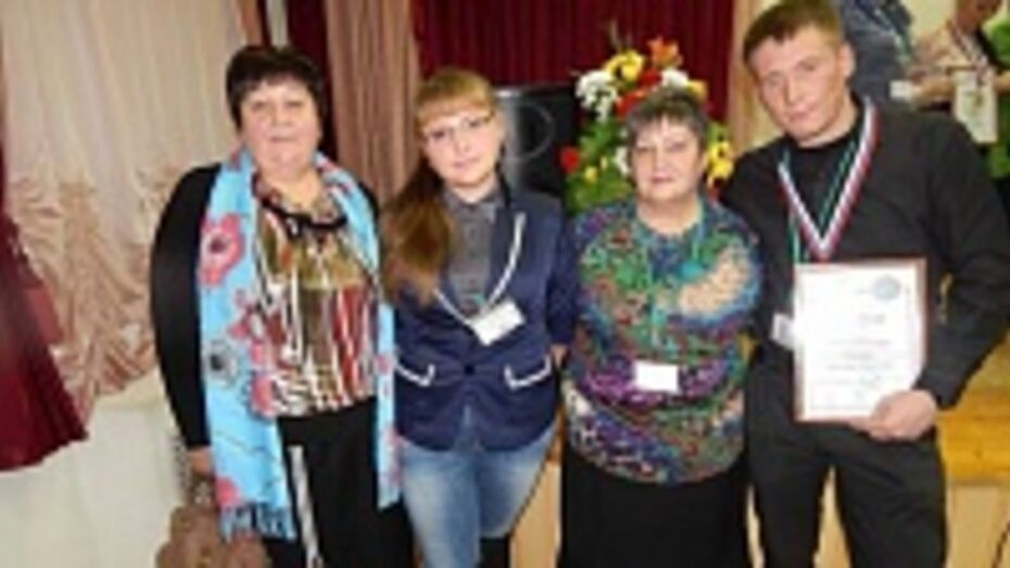Учащийся Хохольского профессионального училища занял второе место в чемпионате профессионального мастерства