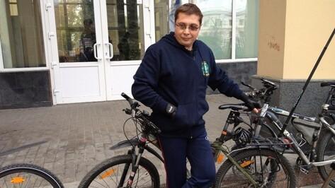 В велопробеге в честь открытия велопарковки в ВГУ будет участвовать ректор Дмитрий Ендовицкий
