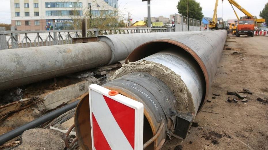 Путепровод у «Работницы» в Воронеже полностью перекроют с 24 октября