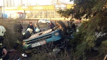 СК начал проверку по ДТП с участием машины ГИБДД в Воронеже
