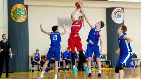 Воронежские юниоры стали бронзовыми призерами первенства России по баскетболу