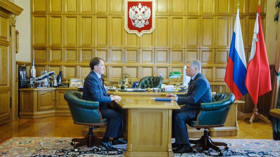 Воронежские аграрии собрали 5 млн т зерна и 2,5 млн т свеклы