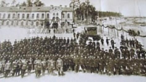 Воронежцы увековечат имена 36 полных Георгиевских кавалеров