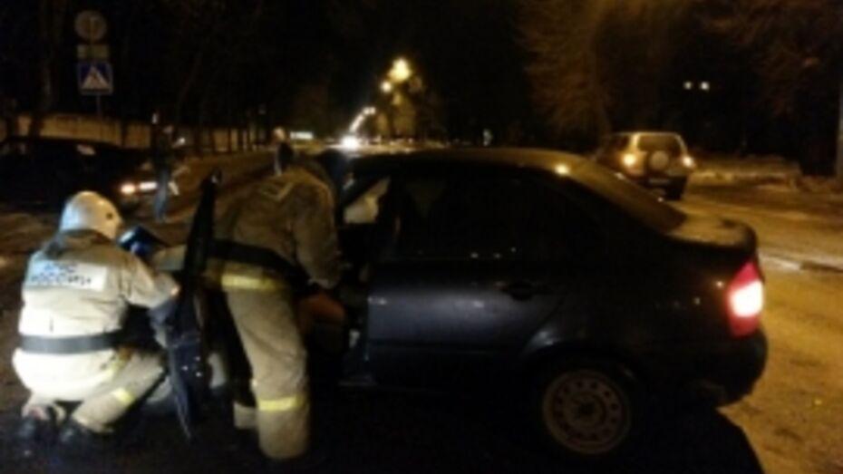 В Воронежской области 1 человек погиб и 3 пострадали в ДТП