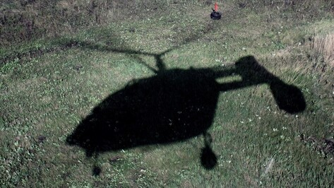 Командир упавшего под Воронежем вертолета получил минимальное наказание
