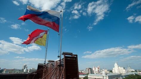 Алексей Гордеев и Алексей Журавлев обсудили возможную реорганизацию органов местного самоуправления