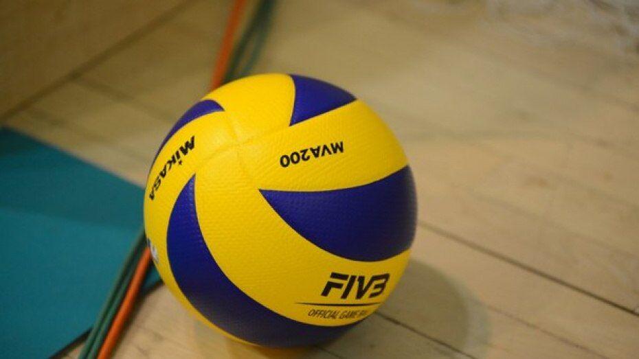Волейбольный «Воронеж» победил «Метар» в Челябинске