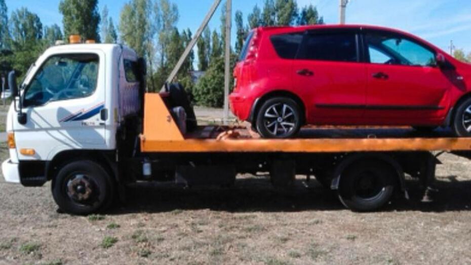 Лихачка из Воронежской области накопила больше 200 автоштрафов