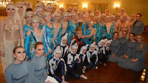 Острогожцы завоевали гран-при фестиваля «Танцующий город»