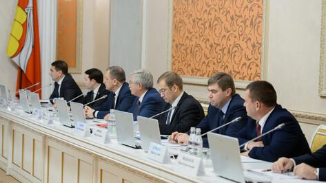 Депутаты Госдумы обсудили в Воронеже межбюджетные отношения