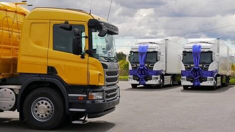 В Воронежской области открылся дилерский центр грузовиков Scania