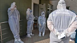 Жертвами COVID-19 стали еще 14 жителей Воронежской области