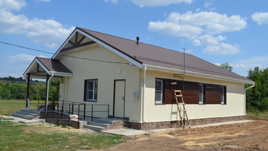 В Семилукском районе появятся новые врачебные амбулатории