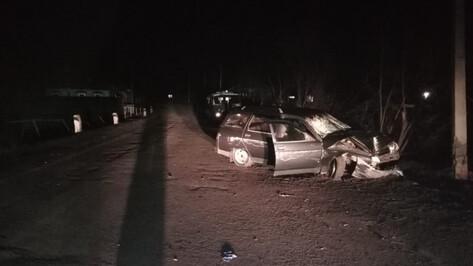 Водитель, сбивший насмерть в Воронежской области пенсионерку с 8-летним внуком, был пьян