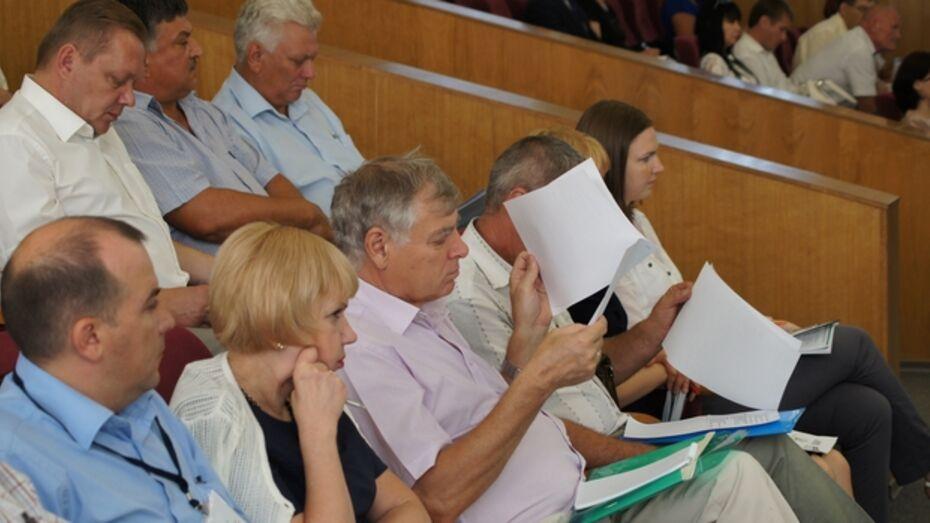В Воронежской области создадут центр общественного контроля ЖКХ