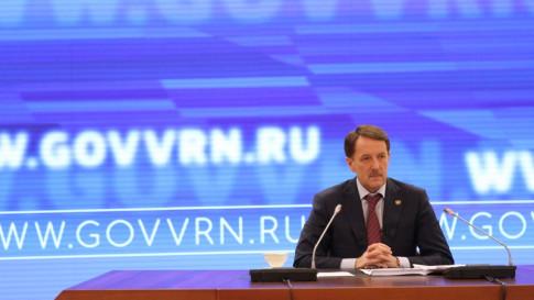 Пресс-конференция Алексея Гордеева
