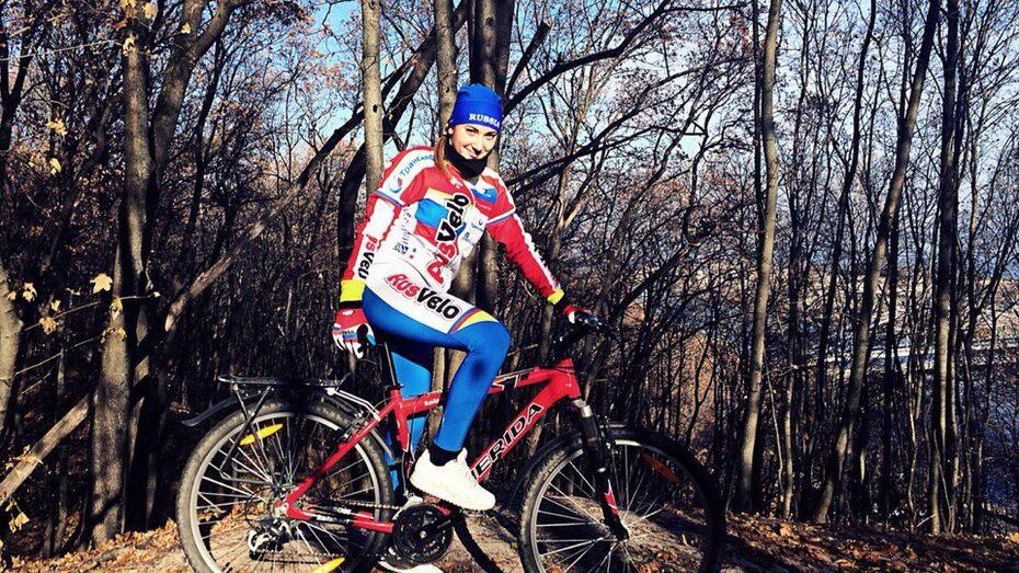 Воронежская велосипедистка завоевала второе «золото» на чемпионате России