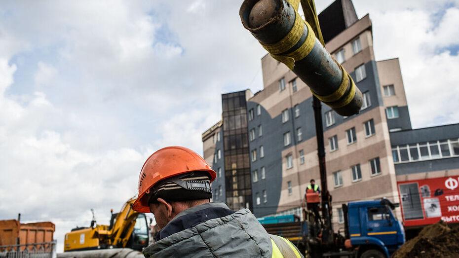 Запуск движения по виадуку у «Работницы» в Воронеже отложили до весны