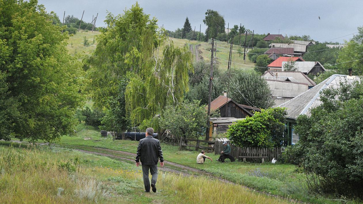 Заброшенные хутора: как пустеют воронежские деревни. Марьевка в Бутурлиновском районе