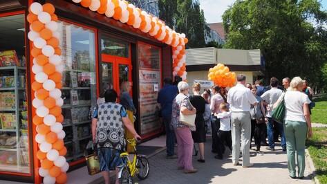 В Воронеже открылся второй интерактивный павильон прессы