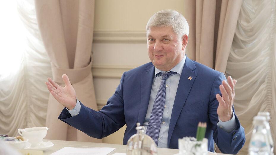 Воронежский губернатор поздравил Ангелину Мельникову с «бронзой» на Олимпийских играх
