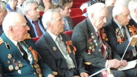Национальные диаспоры Воронежа поздравили ветеранов с Днем Победы
