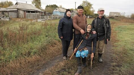 Заброшенные хутора: как пустеют воронежские деревни. Васильевка-2