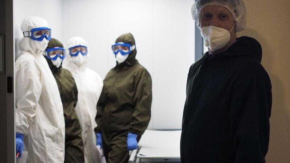 Коронавирус прервал серию антирекордов по числу заболевших за сутки воронежцев