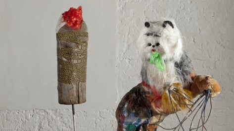 Работы воронежского художника попали на главный аукцион российского современного искусства