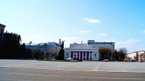 29 апреля и 6 мая транспорт изменит маршрут по центру Воронежа