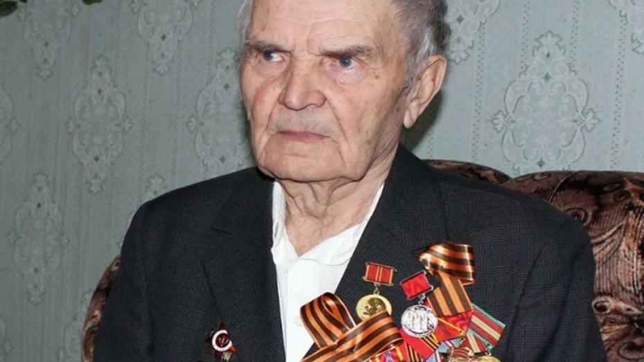 Последнему в Таловском районе защитнику Воронежа вручили медаль