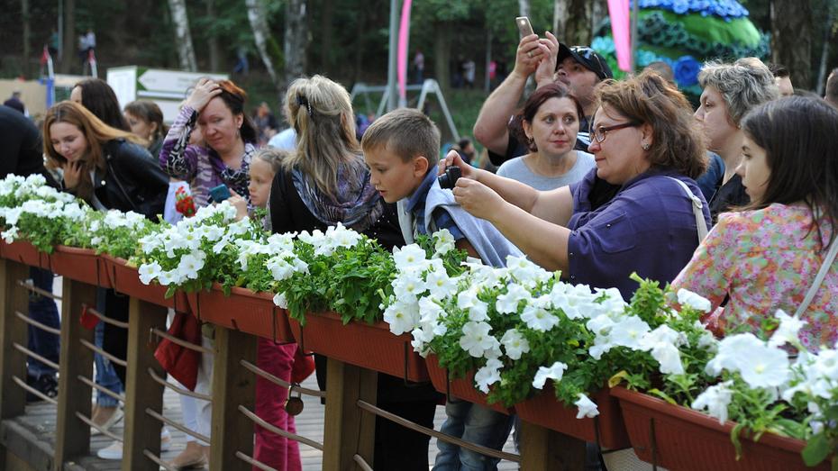Организаторы рассказали о правилах безопасности на воронежском фестивале «Город-сад»