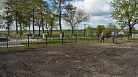В Нижнедевицком районе  будет разбита  аллея выпускников