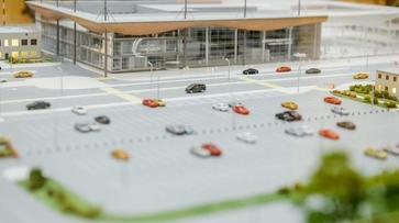Более 500 парковочных мест сделают у нового терминала воронежского аэровокзала