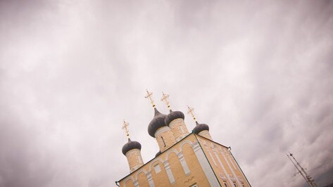В аннинском селе освятили и установили колокола