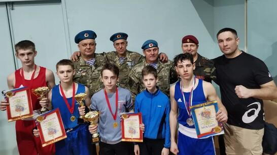 Павловские боксеры завоевали 3 «золота» турнира городов России