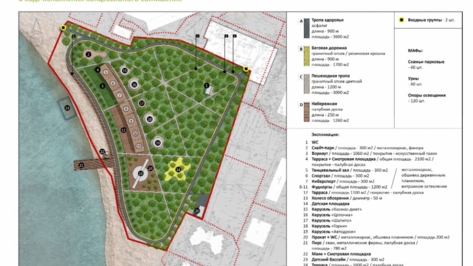 Власти Воронежа объявили о приеме заявок на концессию парка «Дельфин»