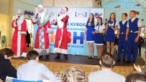 Таловчане победили в играх на зимний кубок школьной лиги КВН